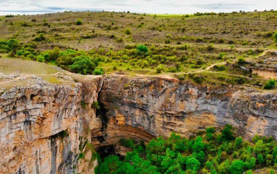 Cascada Gollorio Barranco Dulce e1588180850877 - Barranco del Río Dulce-Castilla La Mancha-Spain