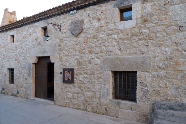 El secreto Castillo - Where to rest-Hoces del Río Riaza