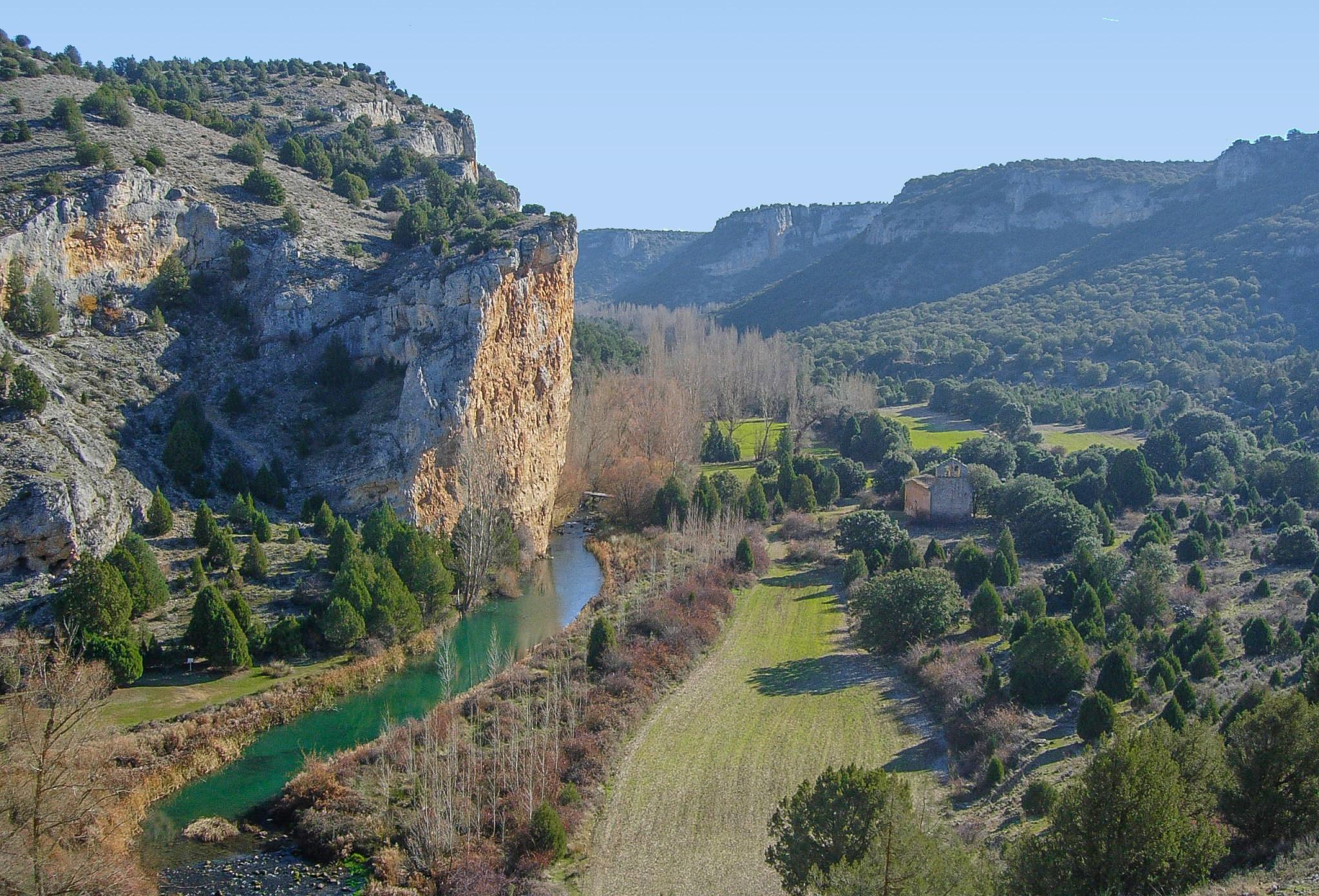 Hoces del Riaza Casuar e1587737184263 - Hoces del Río Riaza Natural Park-Castilla y León-Spain