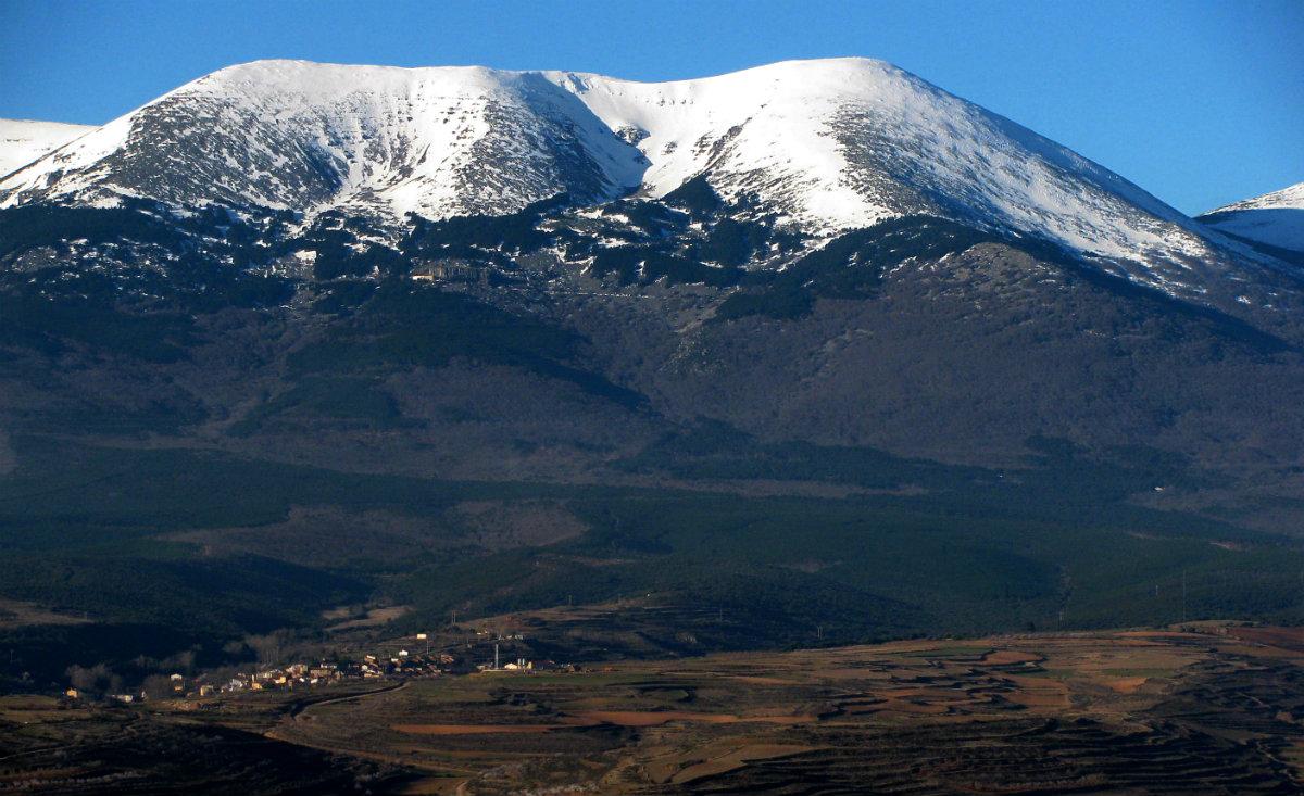Moncayo - Moncayo Natural Park-Aragon-Spain