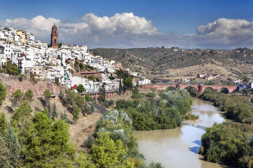 Montoro - Sierra de Cardeña y Montoro-Andalusia-Spain
