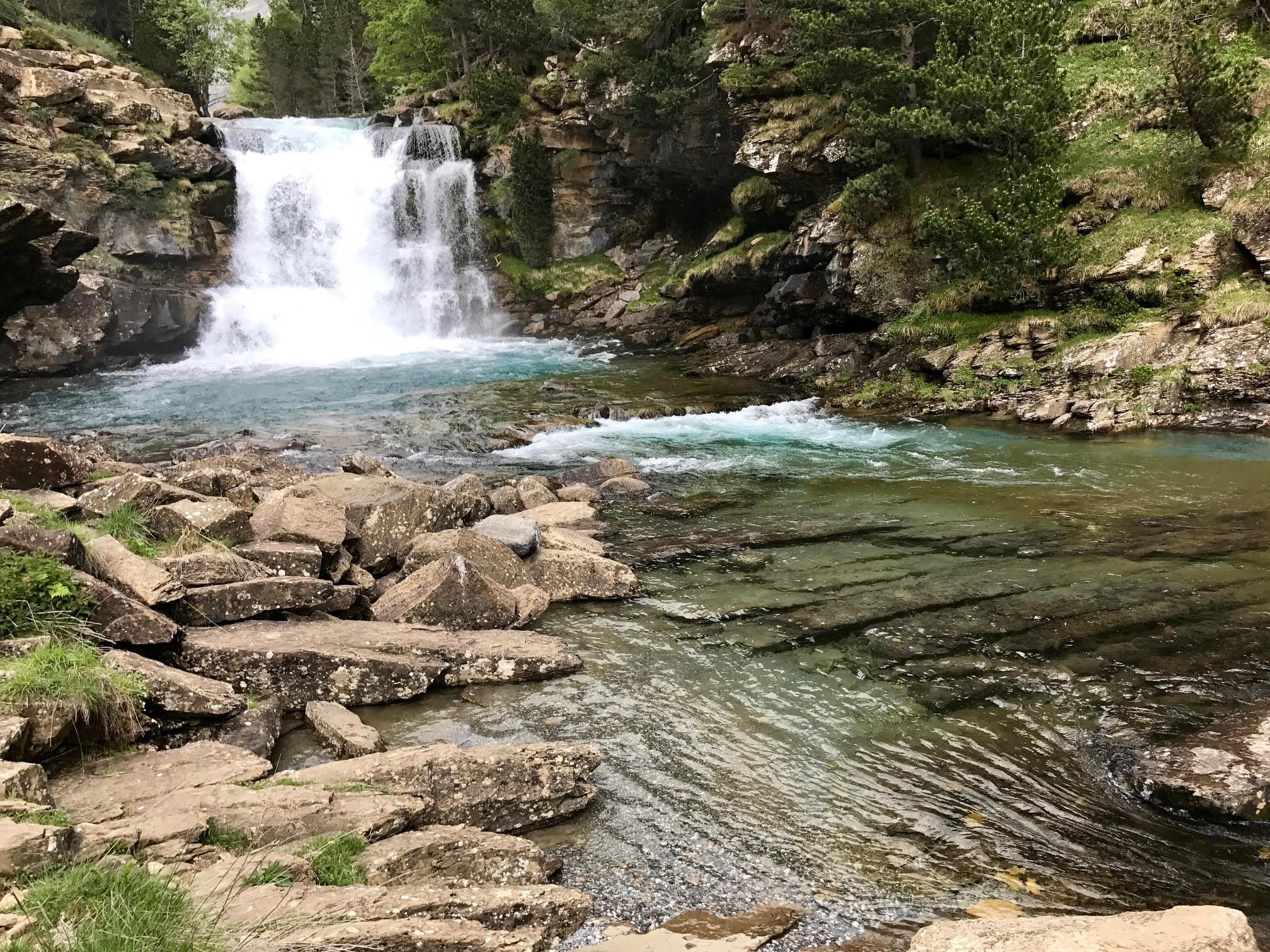 Ordesa Natural Park - Ordesa-Aragon-Spain