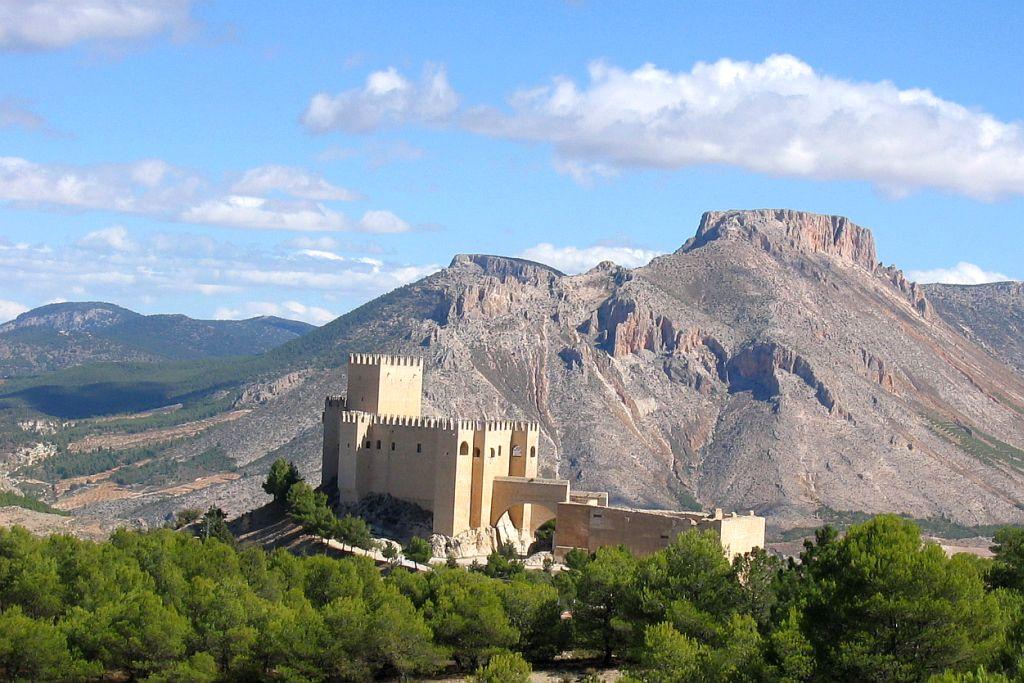 PNLosVelez - Sierra de María-Los Vélez-Andalusia-Spain