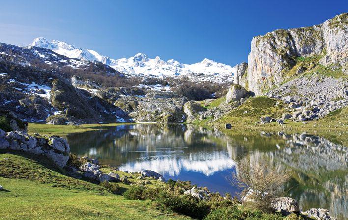 Parque Natural Somiedo - Parque Natural de Somiedo-Asturias-España