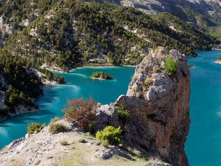 Parque Natural de la Sierra de Castril Embalse del Portillo e1587923727420 - Sierra de Castril-Andalucía-España