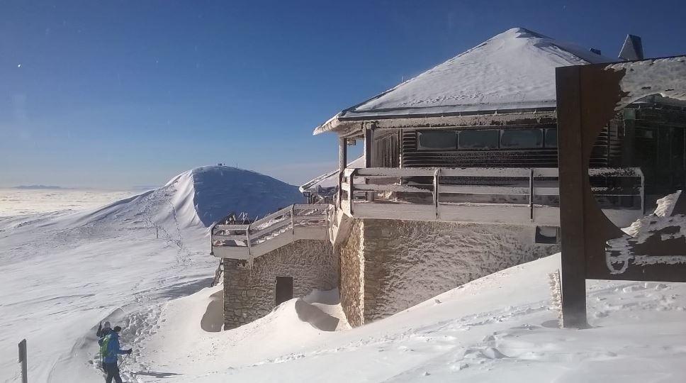 Refugi Niu de l´Àliga - Mountain Shelters Cadí-Moixeró