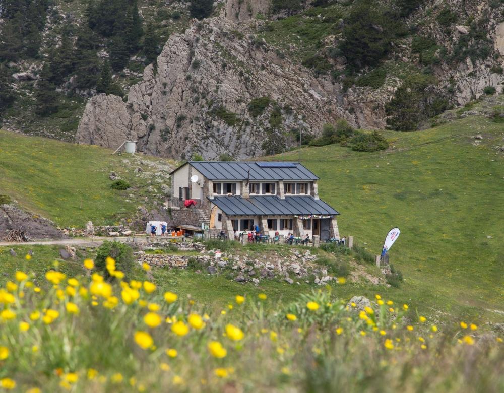 Refugi Prat dAguiló - Mountain Shelters Cadí-Moixeró