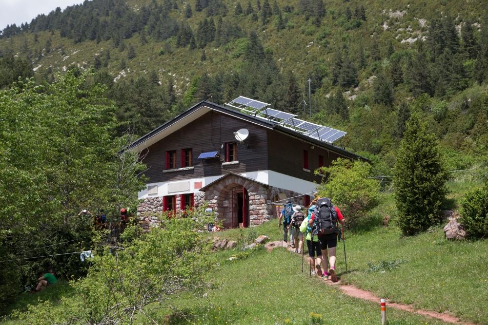 Refugi Sant Jordi - Mountain Shelters Cadí-Moixeró