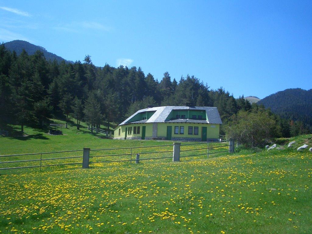 Refugi Serrat de les Esposes - Mountain Shelters Cadí-Moixeró