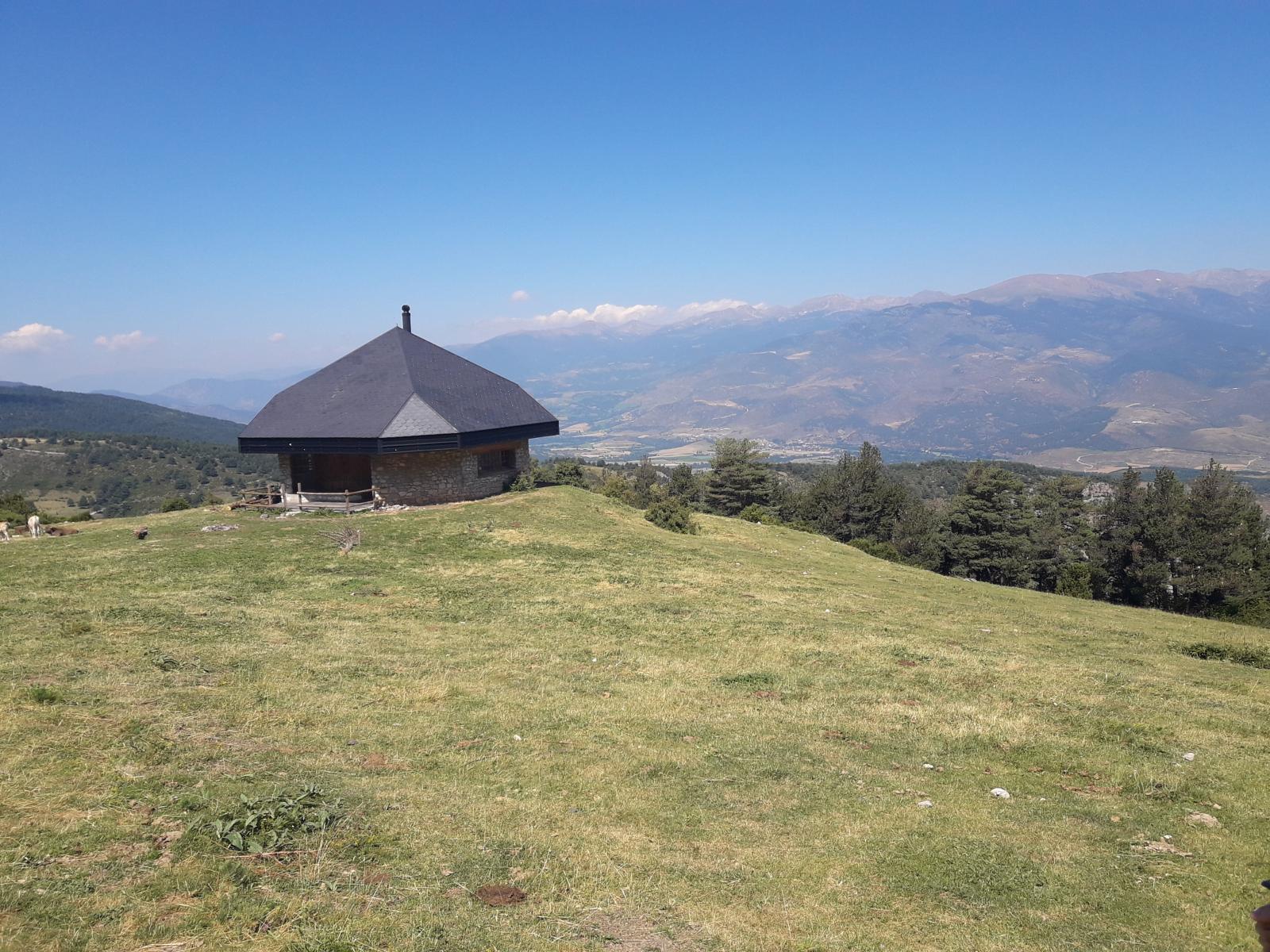 Refugi del Cortal den Vidal - Mountain Shelters Cadí-Moixeró
