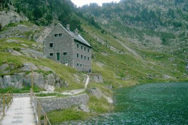 Restanca Refuge 368x245 - Mountain Shelters Aigüestortes