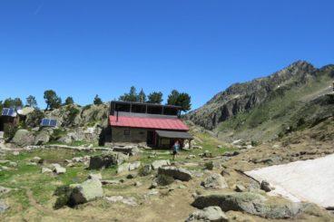 Saboredo Refuge 368x245 - Mountain Shelters Aigüestortes