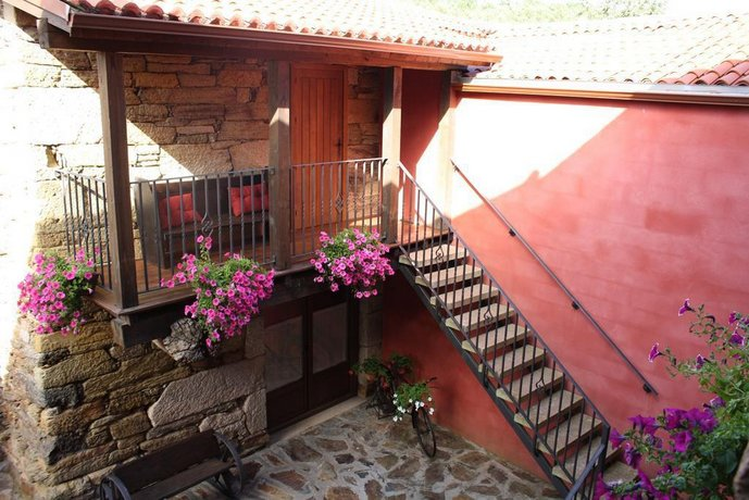 aldea rural a cortina - Where to rest-O invernadoiro