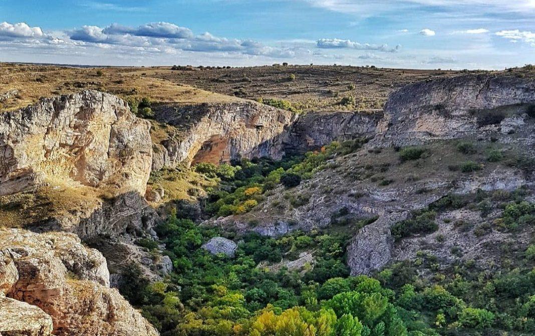 barrancodelriodulce - Barranco del Río Dulce-Castilla La Mancha-Spain