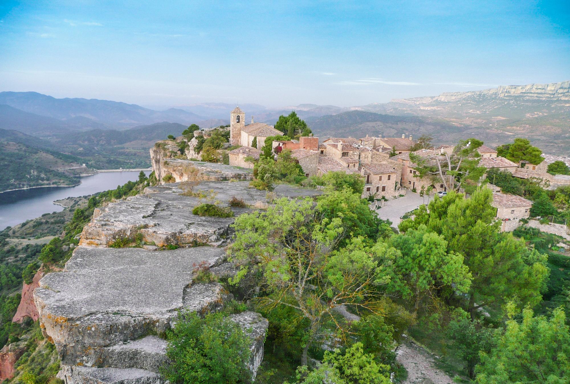 campingprades - Where to rest-Serra de Montsant