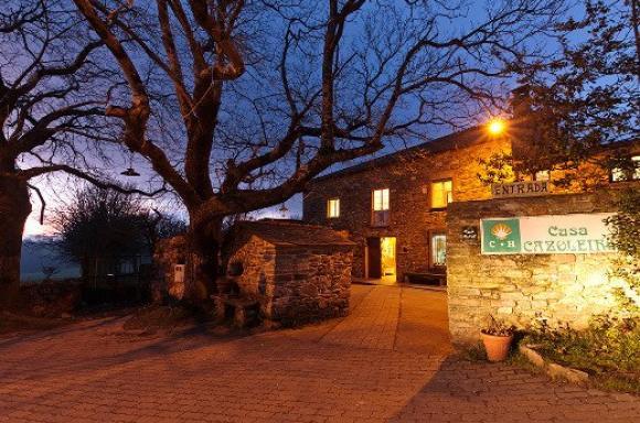 casa rural cazoleiro - Where to rest-Serra da Enciña da Lastra