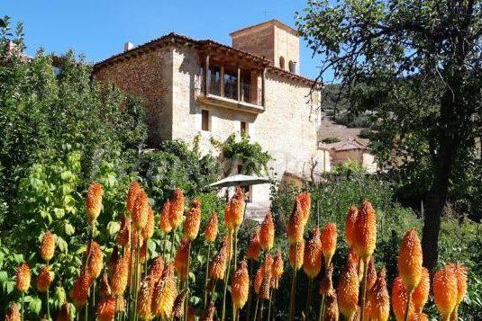 casa rural dondevilla e1587743517112 - Where to rest-Hoces Alto Ebro