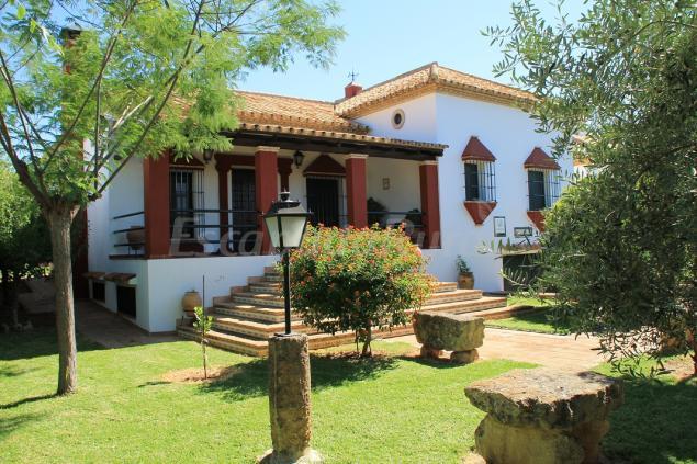 casa rural retamales - Where to rest-Sierra de Hornachuelos
