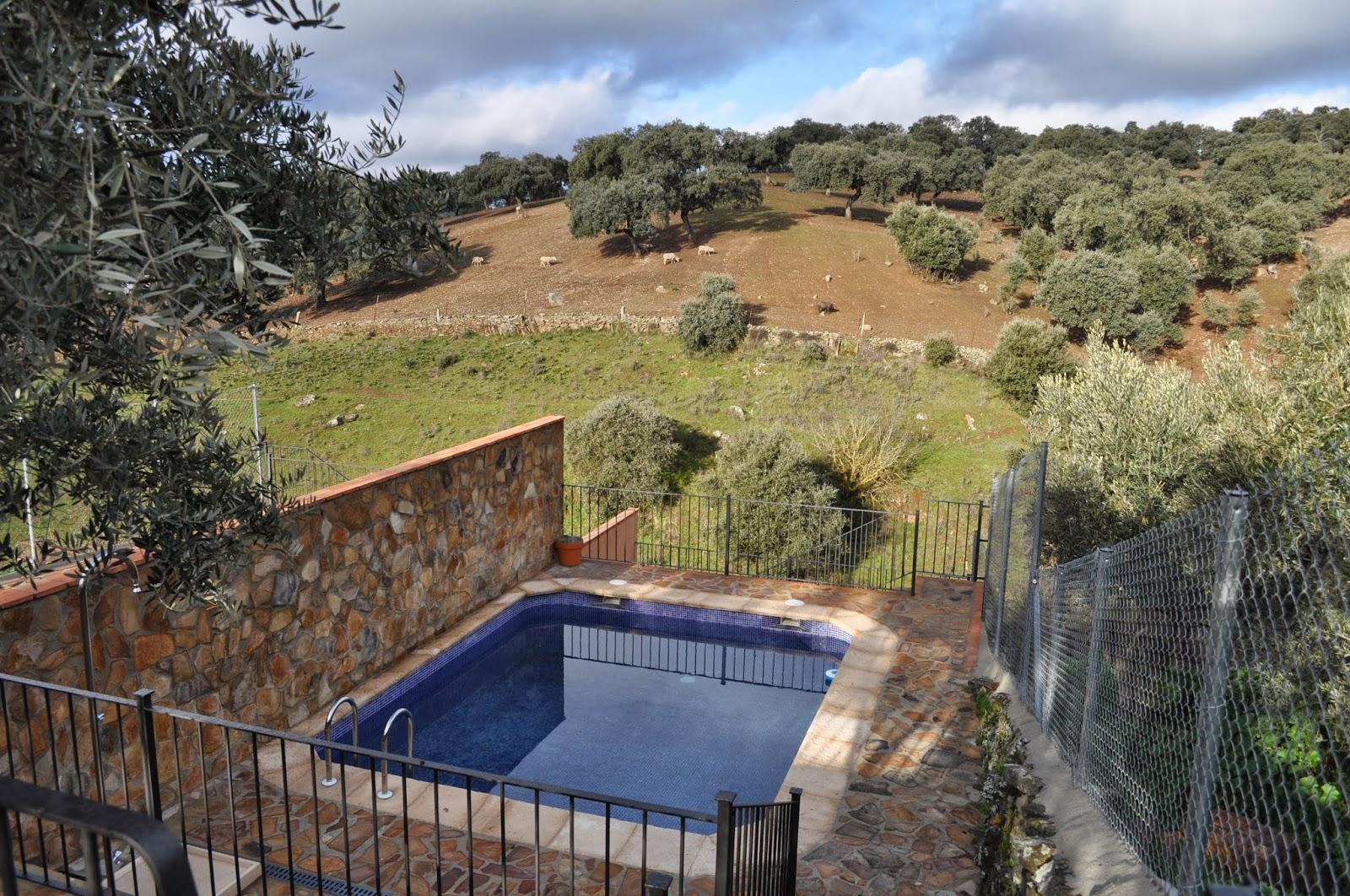 casa rural rio yeguas - Where to rest-Sierra de Cardeña y Montoro
