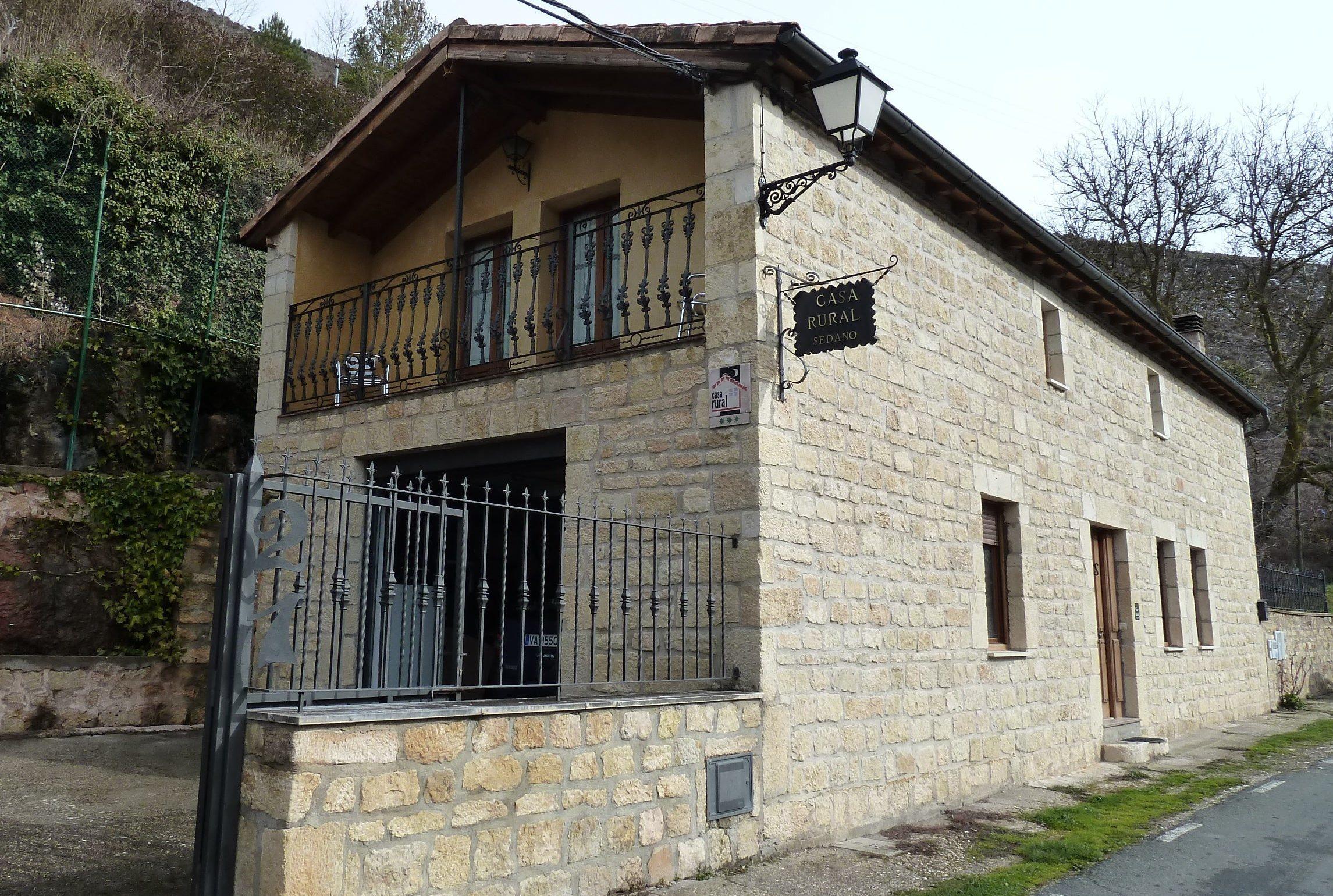 casarural sedano 1 e1587743684785 - Where to rest-Hoces Alto Ebro