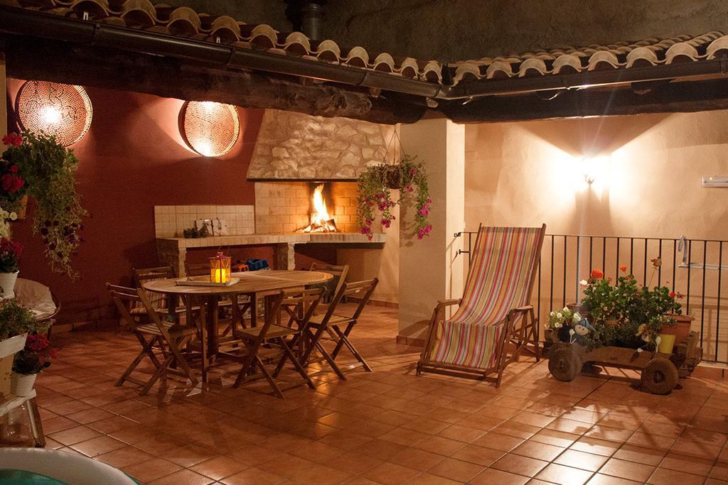 casaruralaras - Where to rest-La Puebla de San Miguel