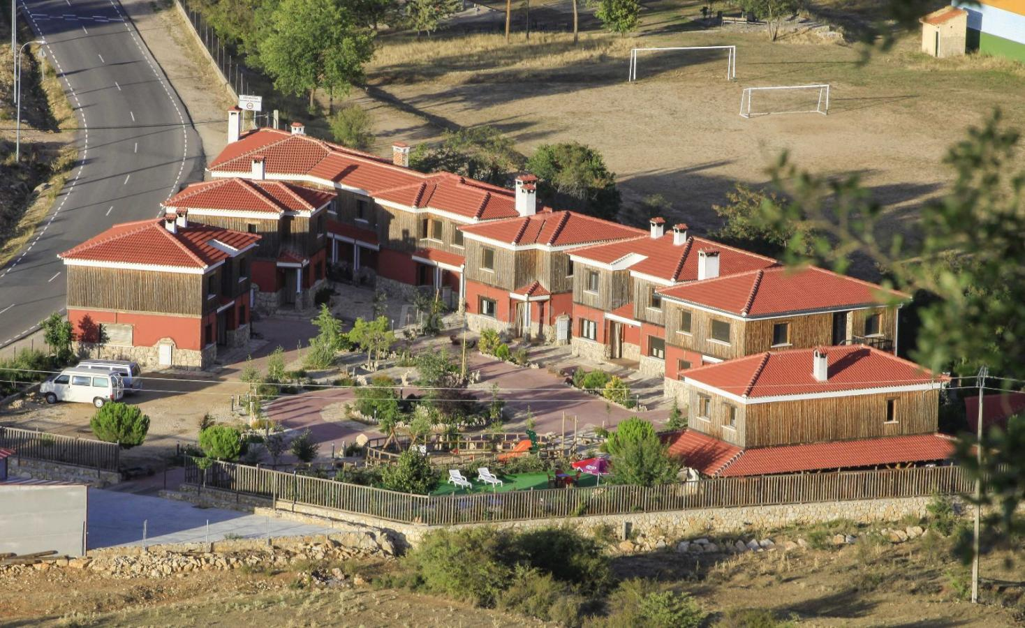 casaruraleelhosquillo - Where to rest-Serranía de Cuenca