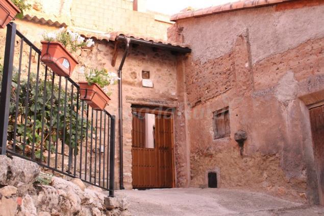casaruralmajico - Where to rest-La Puebla de San Miguel