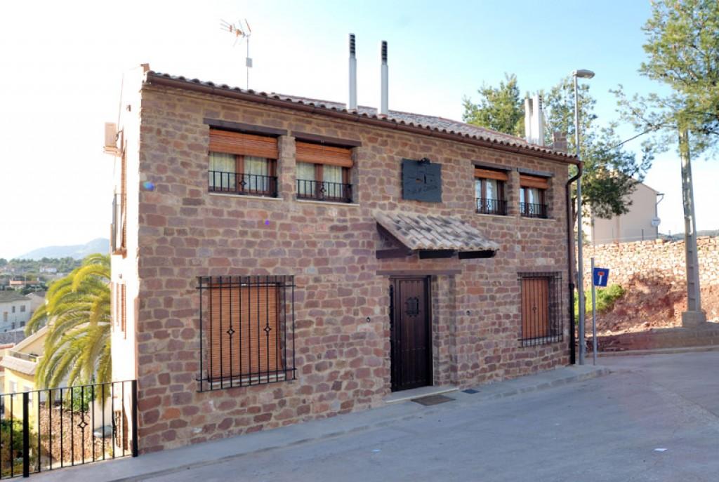 casaruralpujalacastell - Where to rest-Sierra Calderona