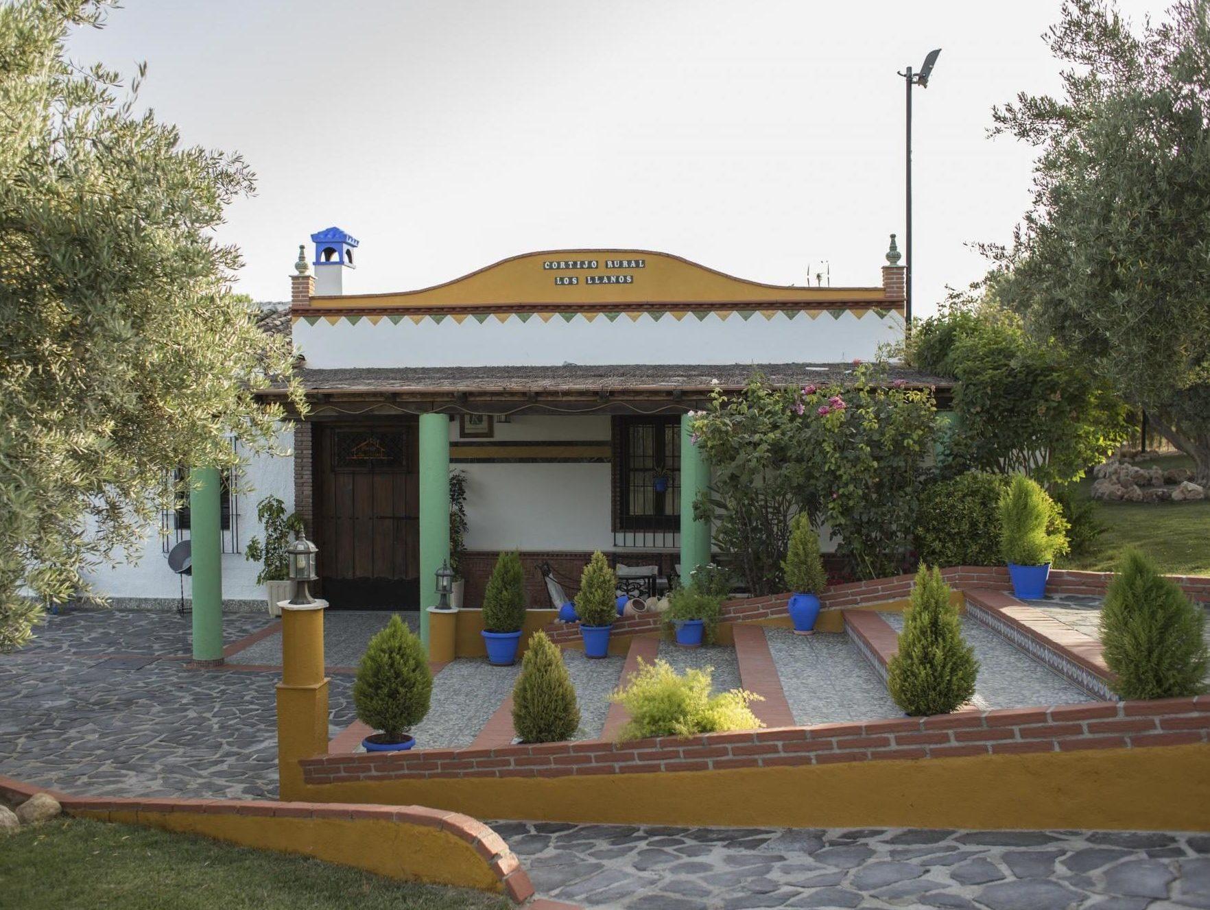 cortijo los llanos e1587922795572 - Where to rest-Sierra de Baza