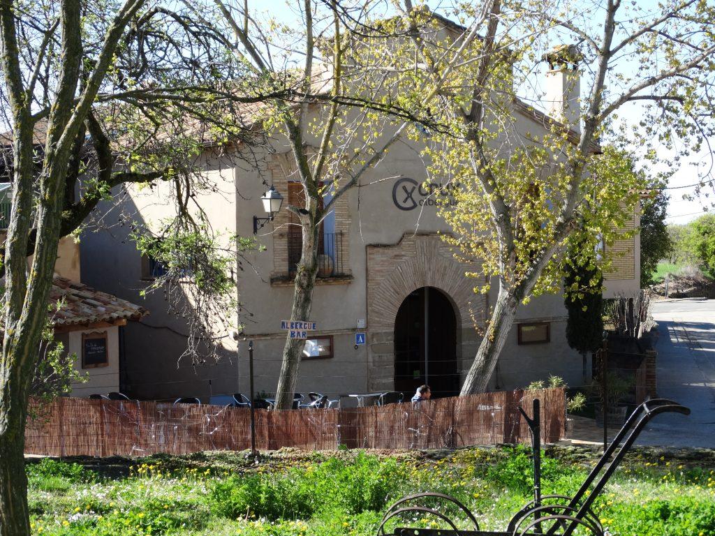 cruxalbergue 1 - Where to rest-Sierra y Cañones de Guara