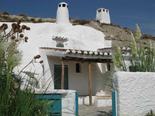 cuevas al tabij - Where to rest-Sierra de Baza