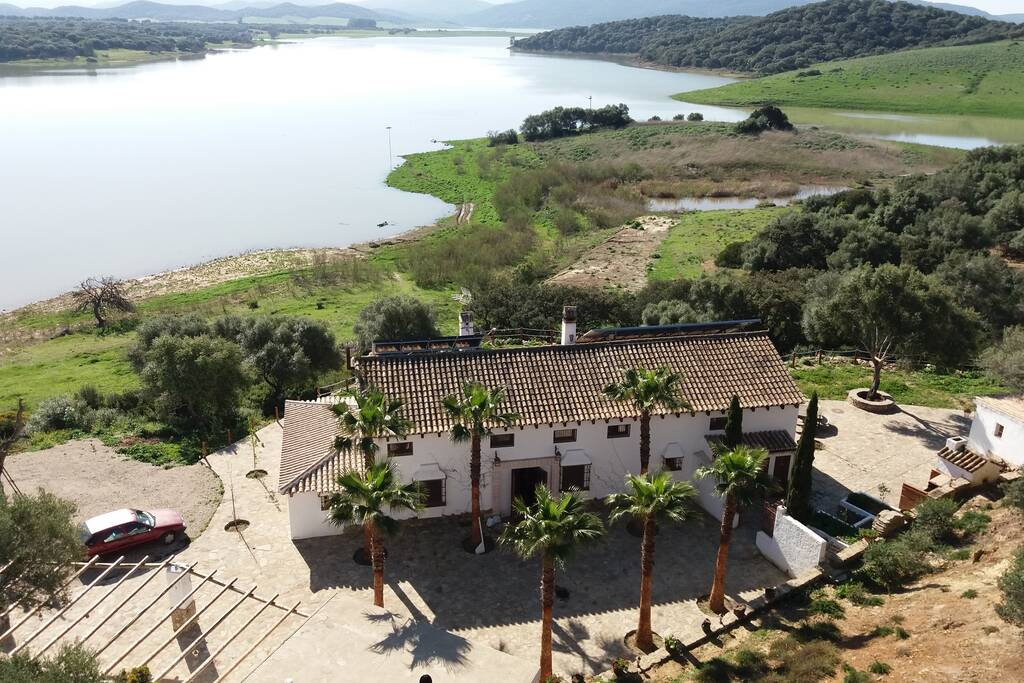 las lomillas - Where to rest-Los Alcornocales
