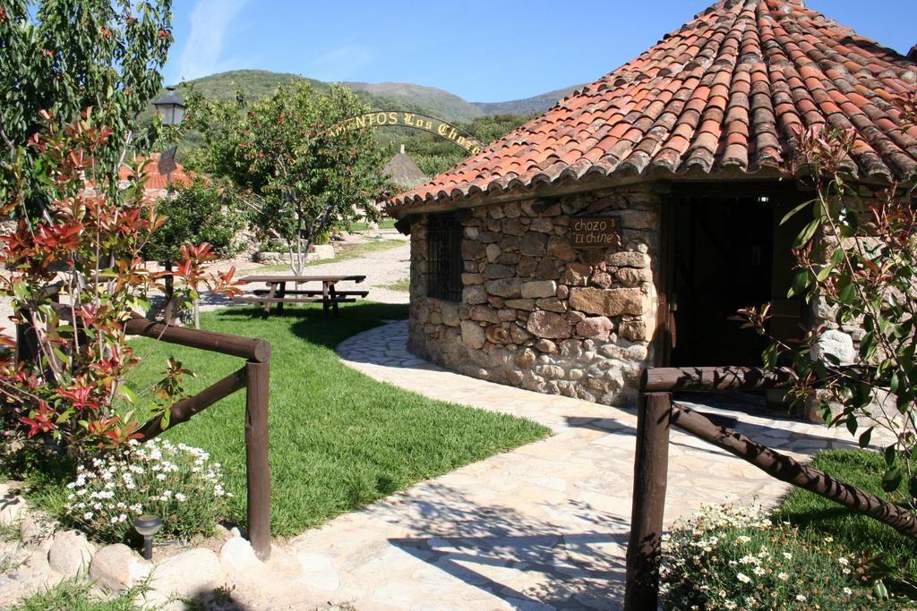 los chozos - Where to rest-Los Alcornocales