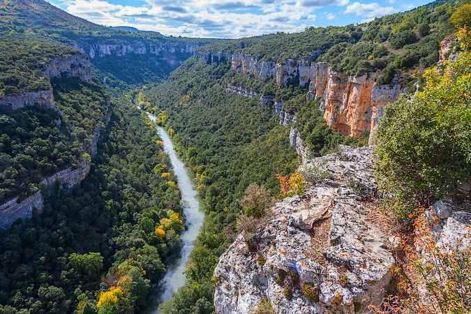 parque natural hoces alto ebro - Parque Natural de Hoces del Alto Ebro y Rudrón-Castilla y León-España