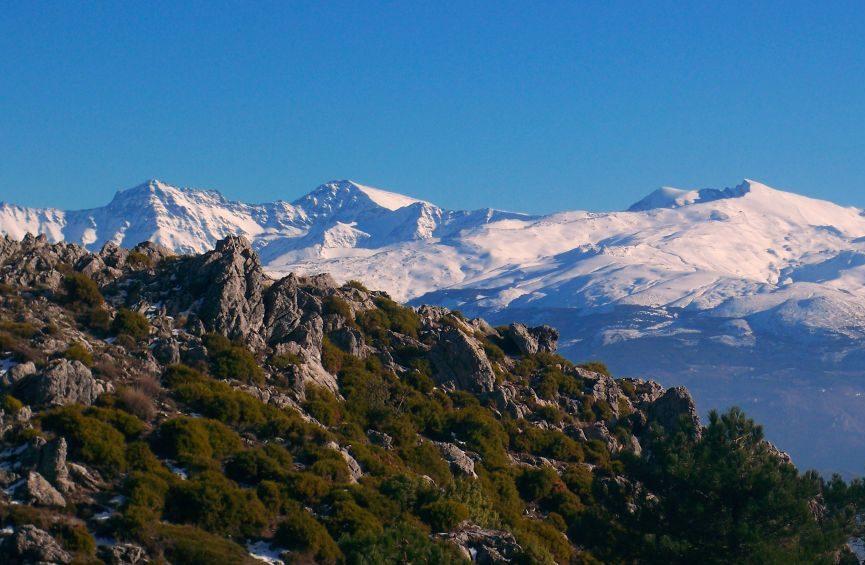 parque natural huetor e1587925085640 - Sierra de Huétor-Andalucía-España