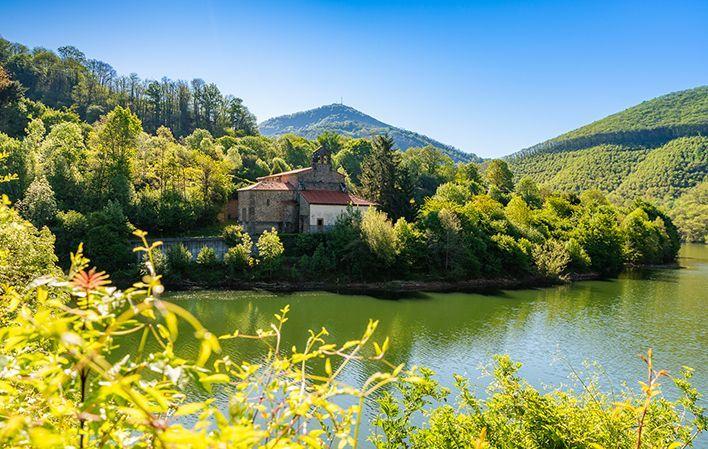 parque natural redes - Redes Natural Park-Asturias-Spain