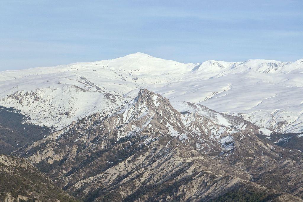 parque natural sierra nevada - Sierra Nevada-Andalusia-Spain