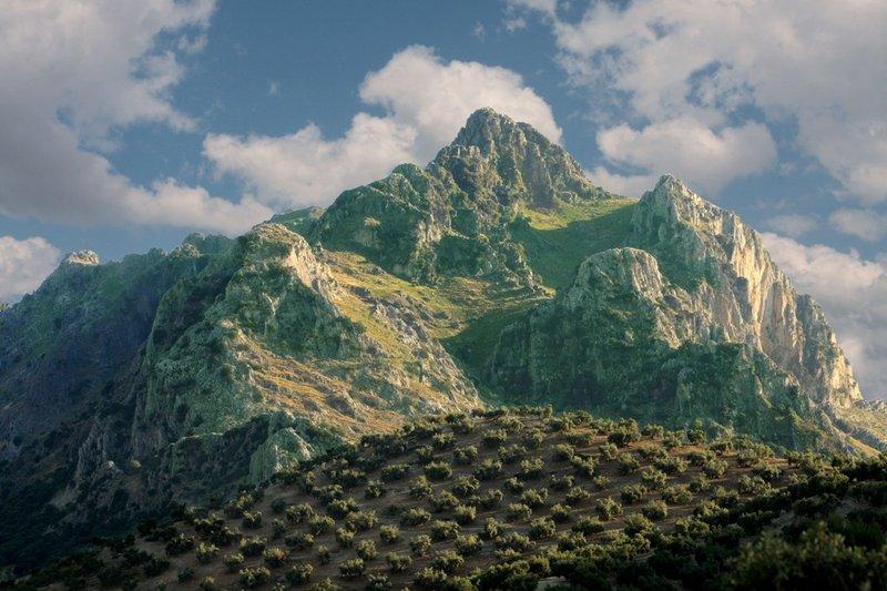 parque natural subbeticas - Sierras Subbéticas-Andalucía-España