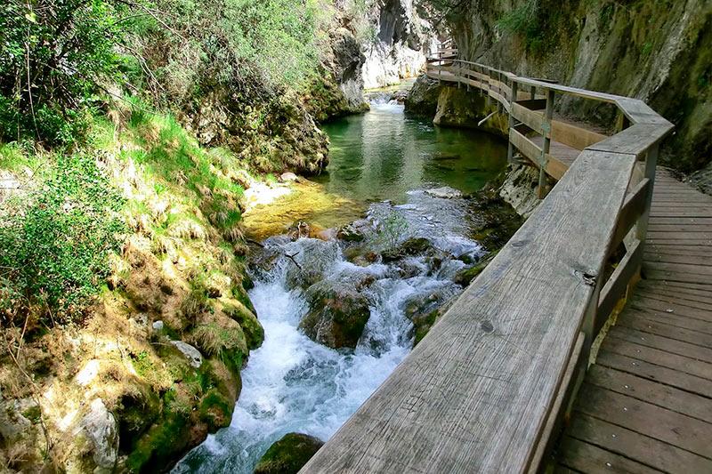 rio mundo - Calares del Mundo y de la Sima-Castilla La Mancha-España