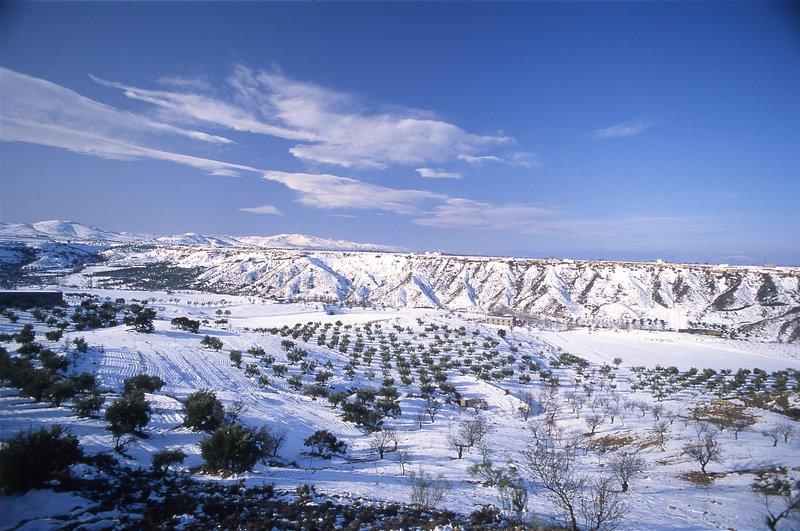 sierra baza - Sierra de Baza-Andalusia-Spain