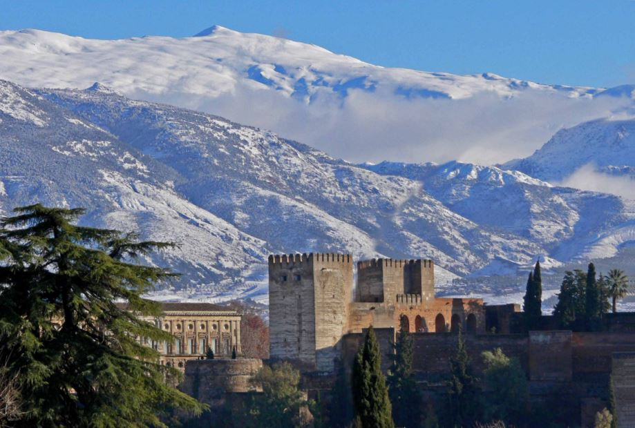 sierra nevada 1 - Sierra Nevada-Andalusia-Spain