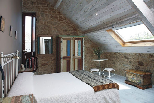 teoxeira hotel rural - Where to rest-Corrubedo Dunes