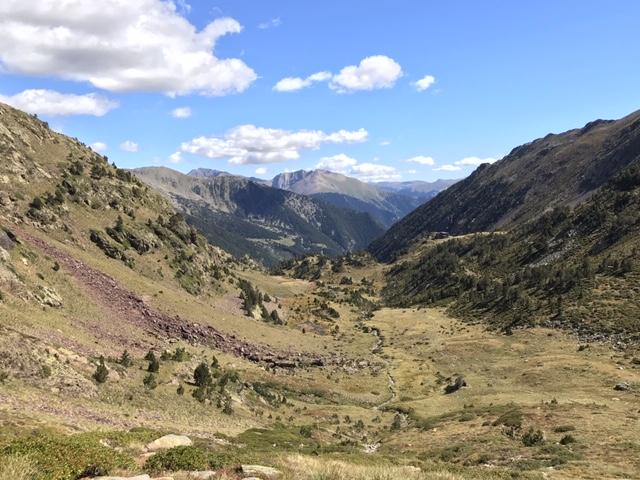 Comapedrosa Natural Park - Communal Natural Park of the Valls del Comapedrosa-Andorra