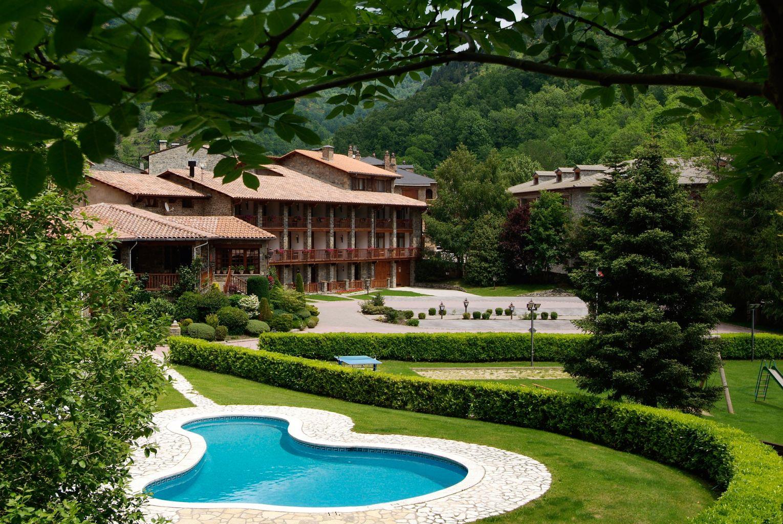 Hotel La Coma - Where to rest-Cabeceras del Ter