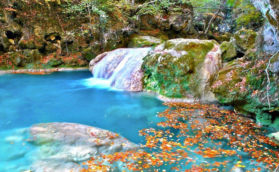 Nacedero Urederra e1588609669126 - Parque Natural Urbasa-Andía-Navarra-España