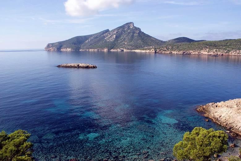 Parque natural Sa Dragonera - Sa Dragonera Natural Park-Balearic Islands-Spain