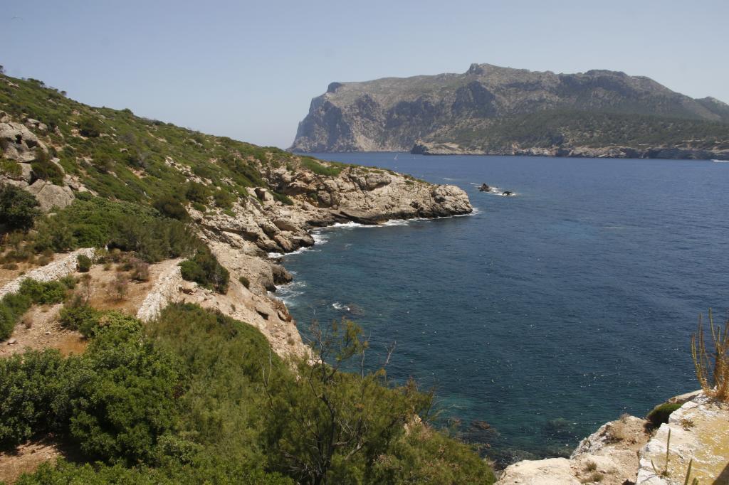Reserva marina Sa Dragonera - Sa Dragonera Natural Park-Balearic Islands-Spain
