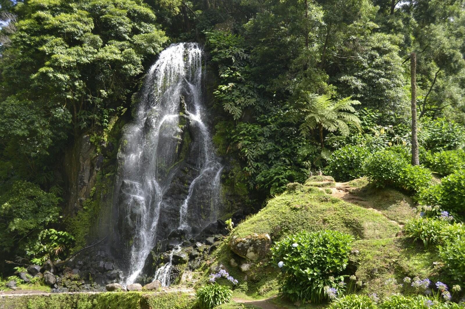 azores sao miguel ribeira dos caldeiroes - Ribeira dos Caldeirões-Azores islands-Portugal