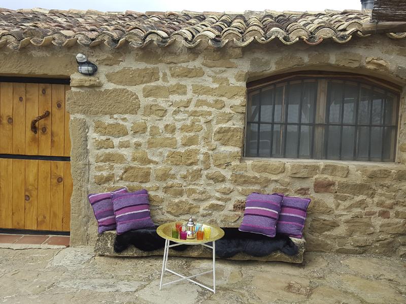 casasbardenas - Where to rest-Bardenas Reales