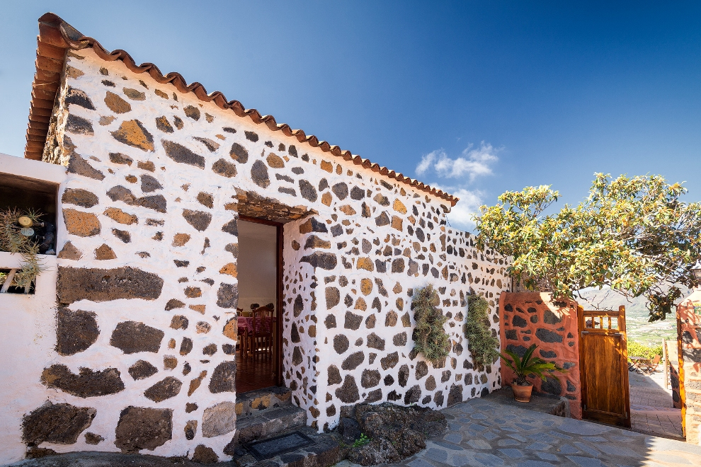 casasombreropico - Where to rest-La Caldera de Taburiente